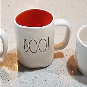Rae Dunn boo mug